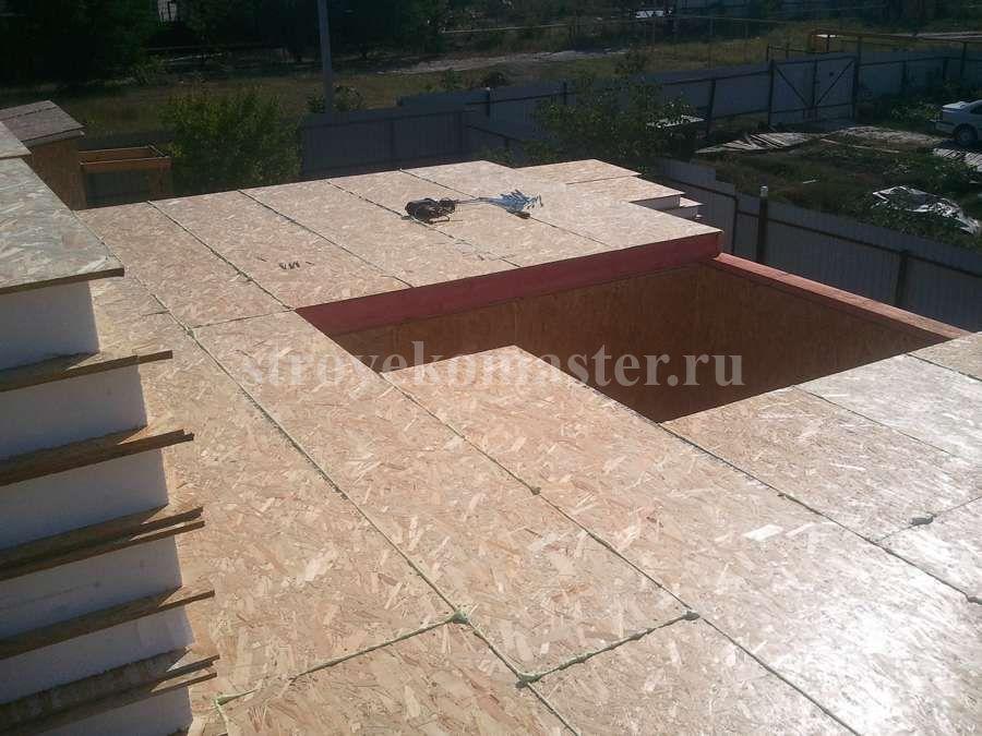 Дома из Сип панелей в Ростове на Дону от компании СтройЭкоМастер